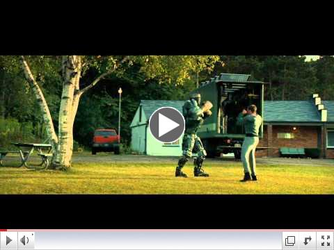 Real Steel - Charlie Teaches Atom To Box