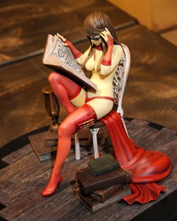 """Todd Reese, Realize, Inc. """"Fantasy Figure"""""""