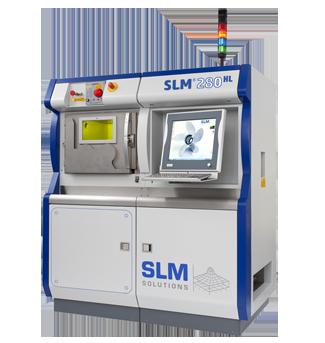 Live demonstrations of the SLM®280HL at conference.