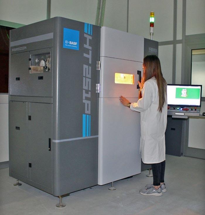 BASF - Farsoon 3D Printer