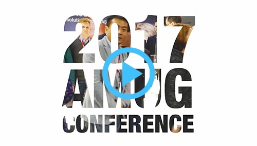 Video recapping the AMUG Conference experience.